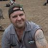Joffrey (DE) at Wacken Open Air 2011. Tattoo artist Jörg Kuhlmann, Fantastic Art Ottersberg, DE. ( 2 of 3)