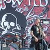 German metal band Frei.Wild ( 1 of 3) at Wacken Open Air 2011