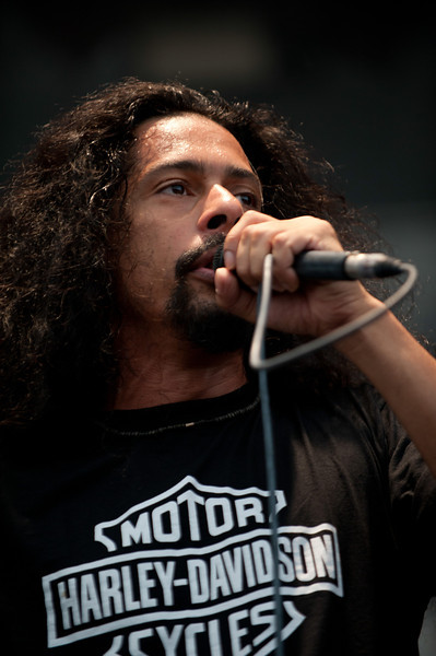 Brazilian death metal band Torture Squad  at Wacken Open Air 2011