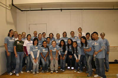 Deloitte - Painting Day - 2008