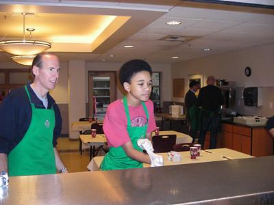 MLK Day Starbucks - 2012