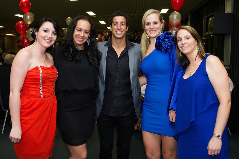 W.A. Sporting Car Club Gala Dinner with special guest Daniel Ricciardo