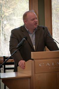 Essayist Dan Schoonmaker.