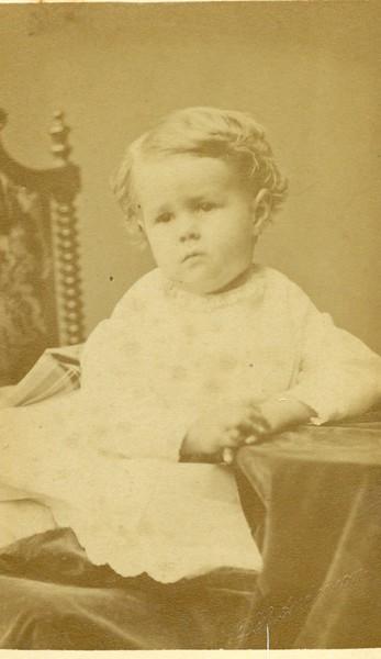 Unidentified Child (07551)