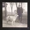 Richard Tomas Watts and Dog (07074)