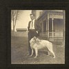 R.Thomas Watts, Jr. with His Dog  (03359)