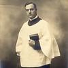 R. Thomas Watts, Jr in Choir Robe (03362)