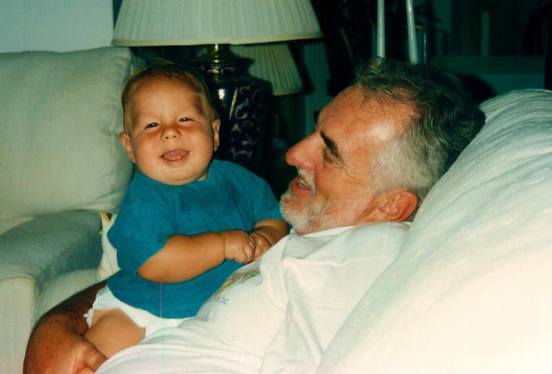 Papa and Budda - 1995