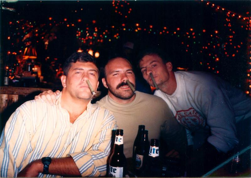 Cigars Anyone? - Fairbanks, Alaska - 1993