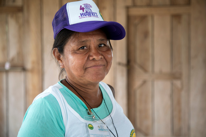 Many small-scale women farmers and indigenous women in the region have lost loved ones in the armed conflict; the whereabouts of the remains of many of the victims are still unknown and the women are waiting for reparation from the Colombian State.