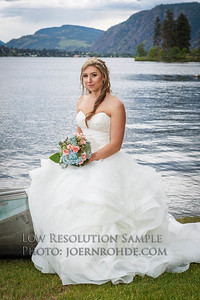 Rachel Derek Wedding