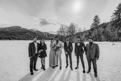 Aman and Ran Wedding Day