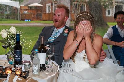 Rachel and Derek Wedding
