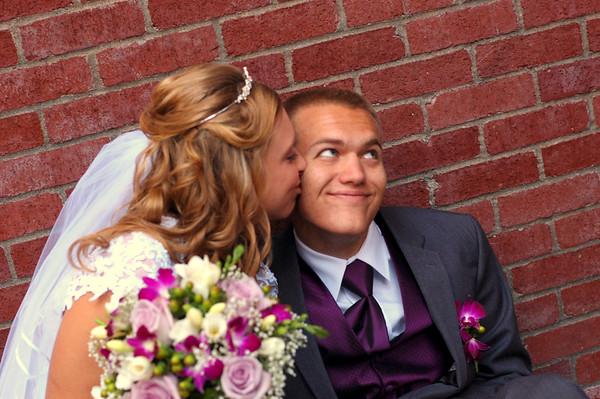 Casey And Liliya Wedding