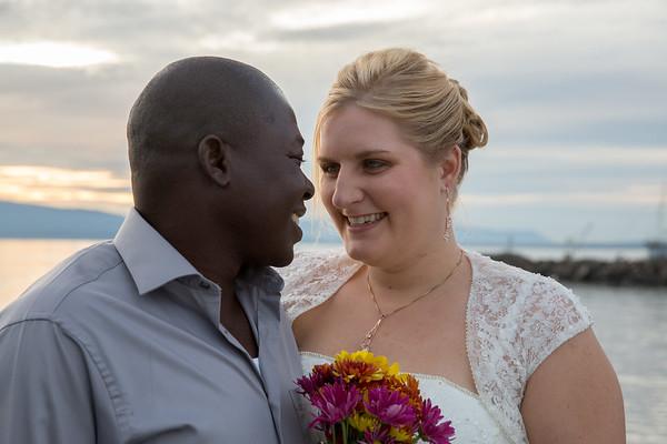 Mathieu and Lara Wedding