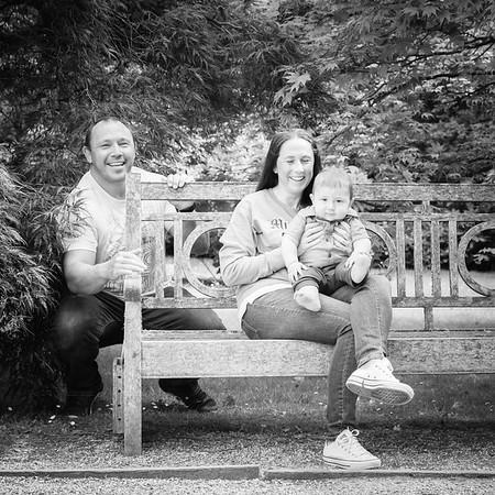 Gemma & Nick pre-wedding shoot - May 2017