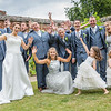 Gemma & Nick Huggett Wedding, St Andrew's Church, Cobham, 24th June 2017