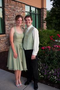 Katie and Derrick