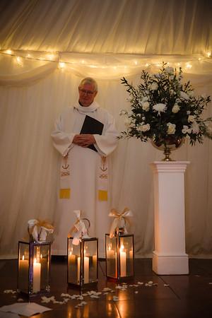 Andrew & Julie Donaldson Wedding, 31st Dec 2014
