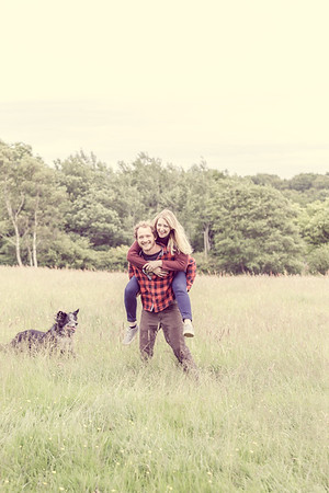 Laura Winchester and Phillip Rudd pre-wedding session, June 2017