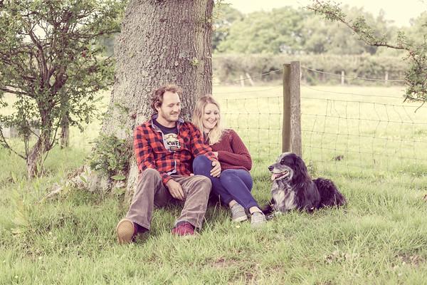 Laura Winchester and Phillip Rudd pre-wedding session, June 2017