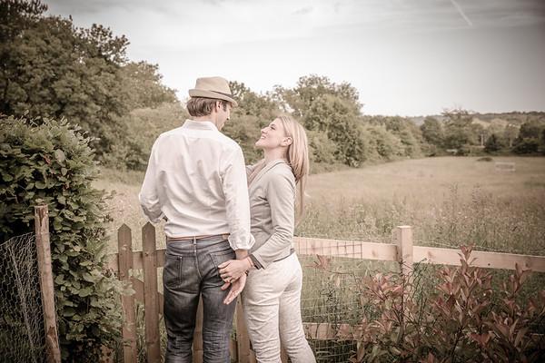 Tam & Giles Pre-wedding Shoot, June 2015