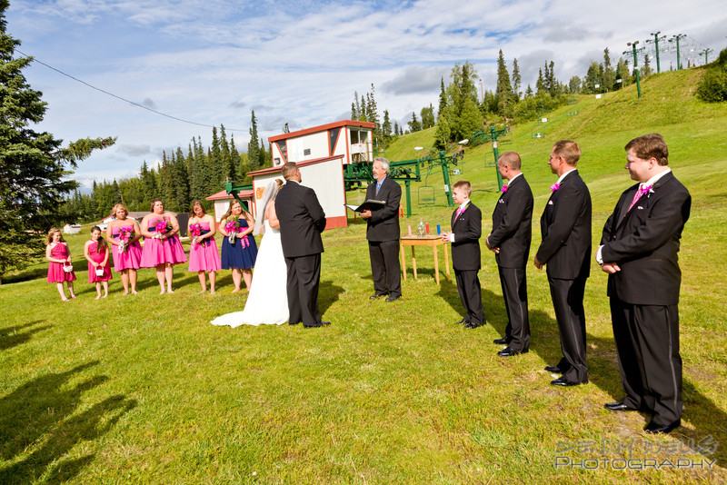 Holland Wedding Ceremony<br /> Bolyan - Holland Wedding