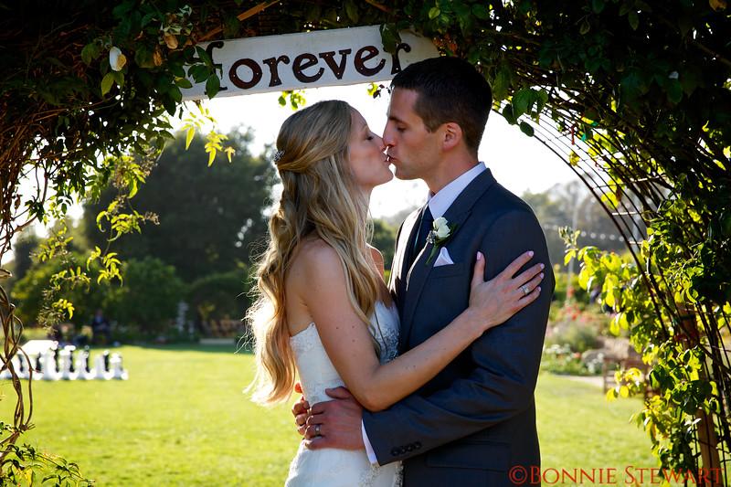 Kathryn Vroom and Justin Butler