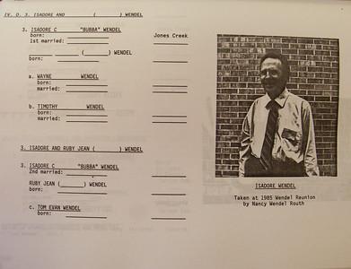 """My dad, Isadore Clyde Wendel """"Bubba"""""""