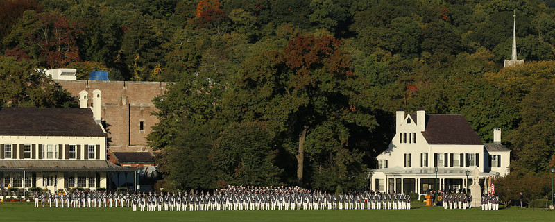West Point Cadet Parade Oct 12