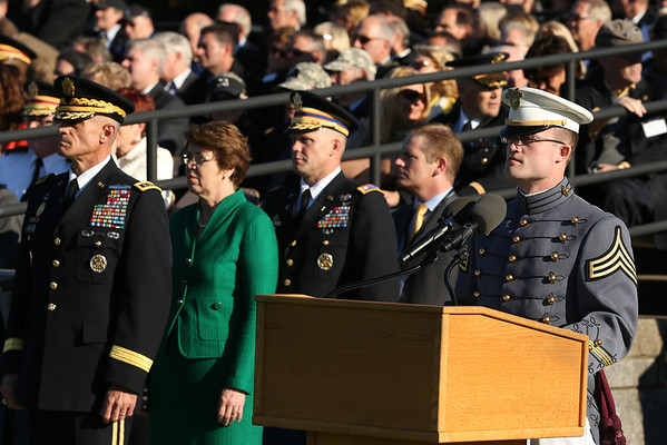 West Point Cadet Parade Oct 13