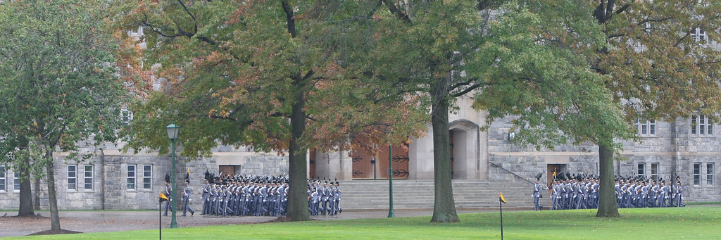 West Point Cadets and Campus Oct 08