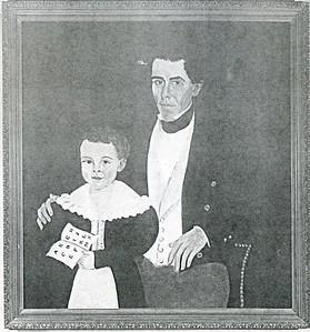 Portrait by Samuel T. Taylor (5153)