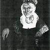 Portrait of Wilhemina Jordan Wayatt by Samuel T. Taylor (6002)