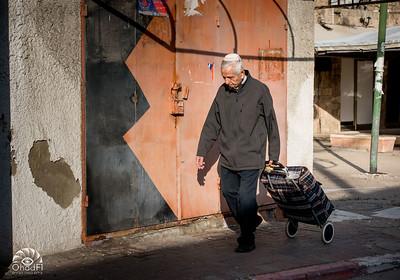 Portraits Nifgashim Kavua Ashkelon and Naan