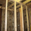 New framing, new insulation - February 3