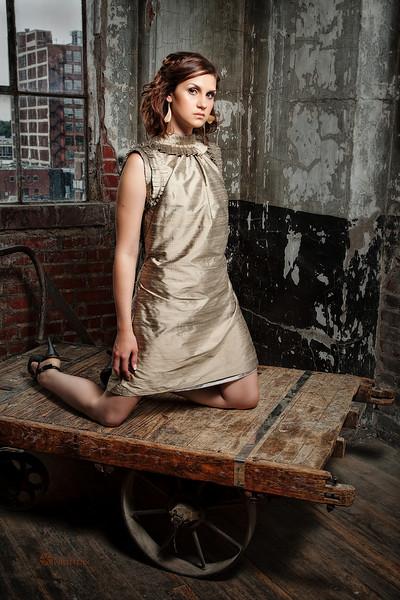 Model: Dawn Marie<br /> Hair: Stefanie Fenton<br /> MUA: Lori Hicks<br /> Wardrobe: Abigail Carolina