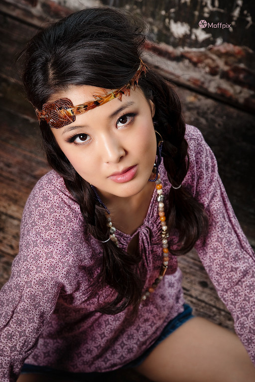 Model: Jen B.<br /> Hair: Brook Hixson<br /> MUA: Jen B.<br /> Wardrobe Styling: Jen B.