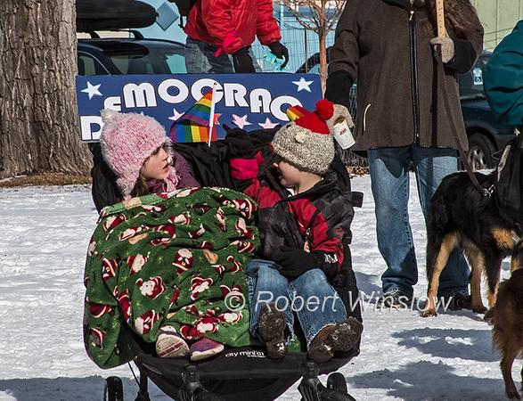 Women's March, 18 January, 2020, Durango, Colorado, USA, North America