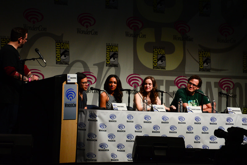 Cast from The Flash!