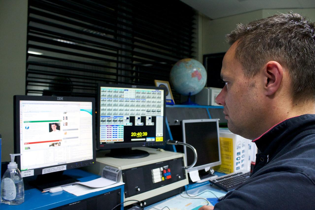 Stephen Turnock, Maritime Operations Centre