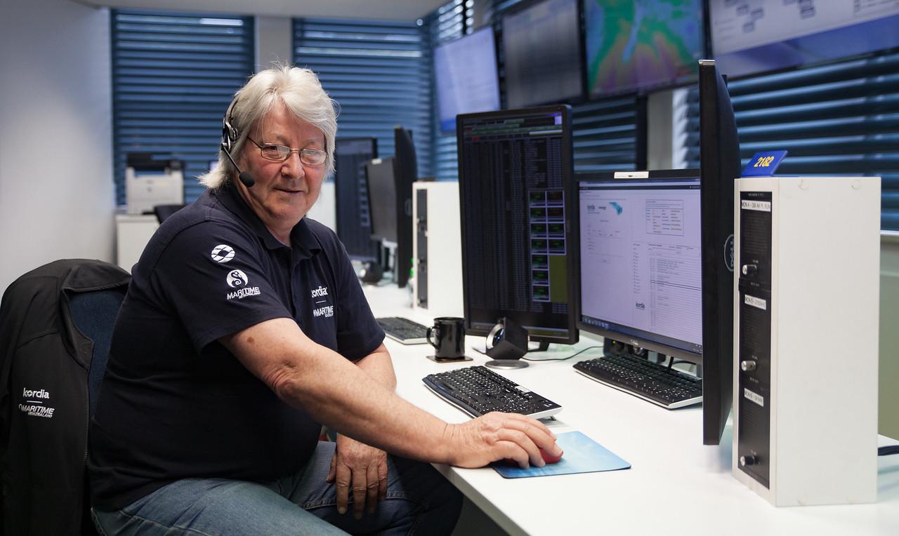 Allan Burgess Maritime Operations Centre Nov 2017