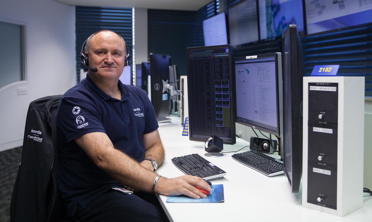 James Lamb Maritime Operations Centre Nov 2017