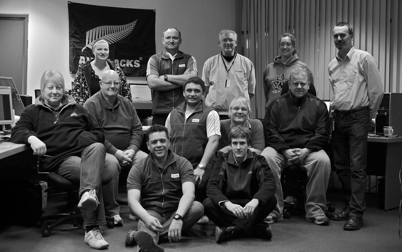 MOC Team Meeting 12 Sep 2011