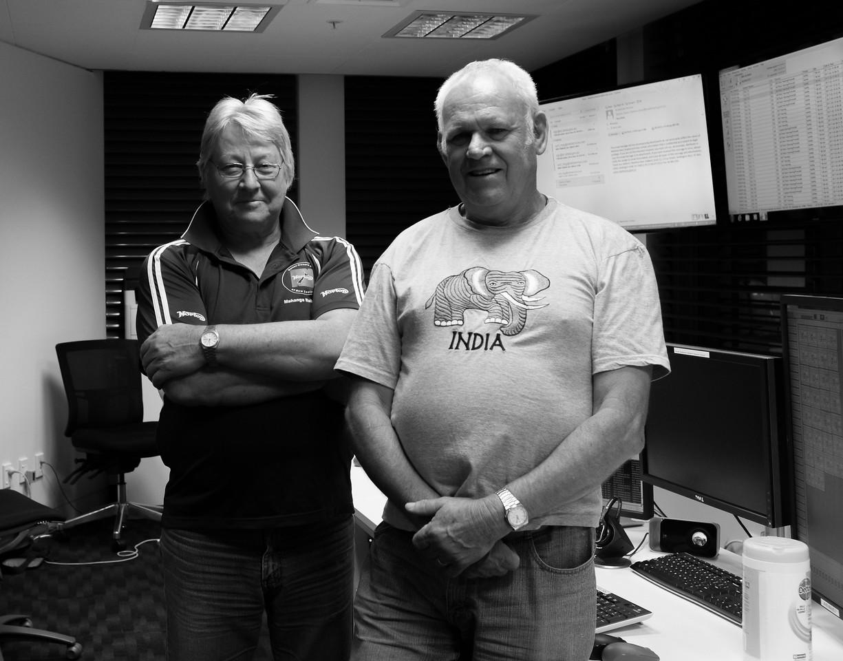 Allan Burgess and Lester Price MOC Mar 2017