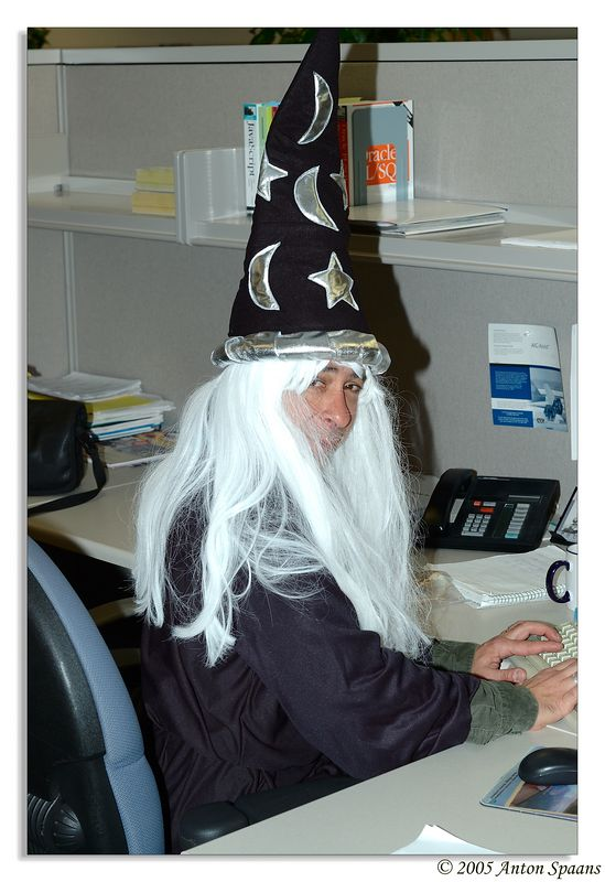 Nick the Wizard
