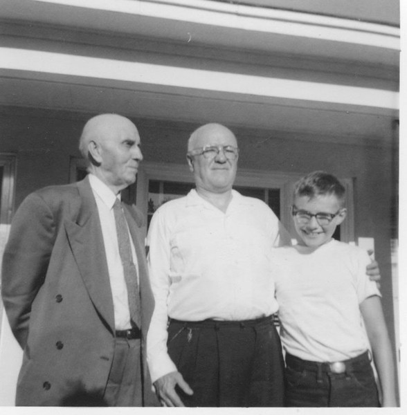 William Henry Williams, William Rowe (Rowe) Williams, Bob Williams