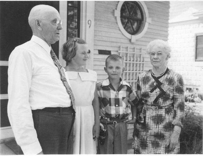 William Henry Williams, pat, Bob, Emma Williams