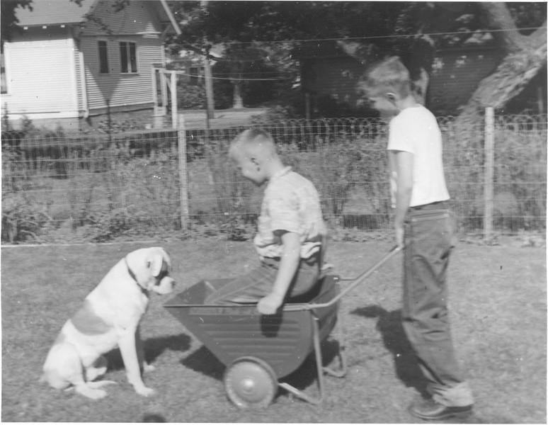 Fritz, Jim Whitcomb, Bob