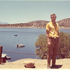 Bob at Parker Canyon Lake, Arizona